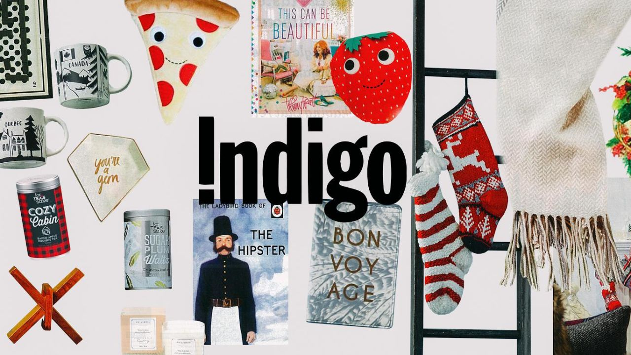 Indigo Books & Music – Holiday 2016