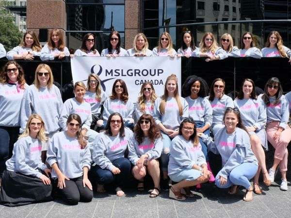 MSL Group Canada - group photo